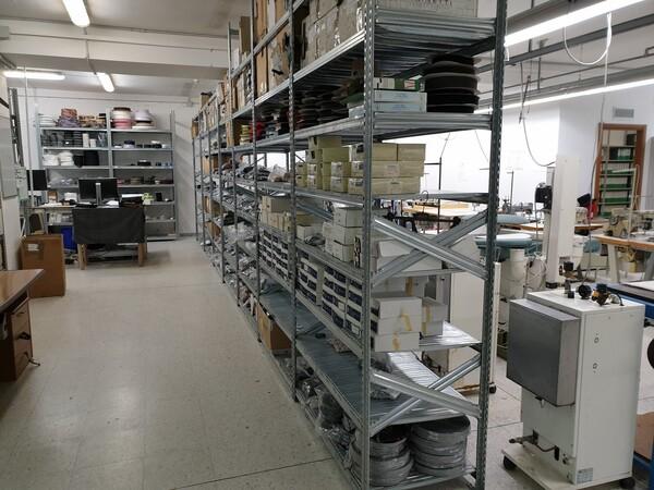 1#6164 Magazzino automatizzato Metalsistem in vendita - foto 8