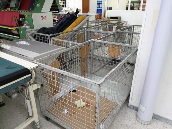 1#6164 Magazzino automatizzato Metalsistem in vendita - foto 17