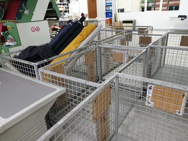 1#6164 Magazzino automatizzato Metalsistem in vendita - foto 19