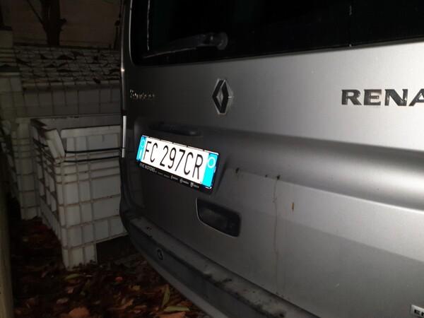10#6164 Autocarro Renault Kangoo in vendita - foto 6