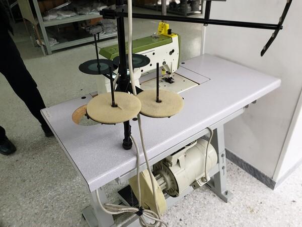 3#6164 Macchine da cucire e per le confezioni tessili in vendita - foto 12
