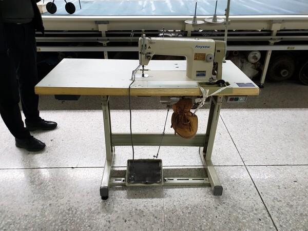 3#6164 Macchine da cucire e per le confezioni tessili in vendita - foto 14