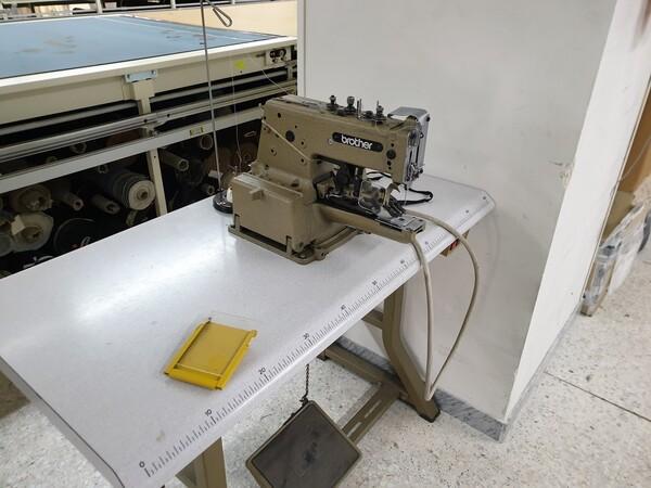 3#6164 Macchine da cucire e per le confezioni tessili in vendita - foto 16