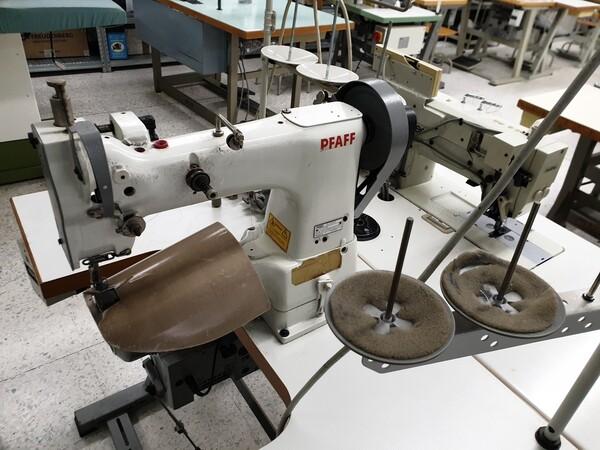 3#6164 Macchine da cucire e per le confezioni tessili in vendita - foto 21