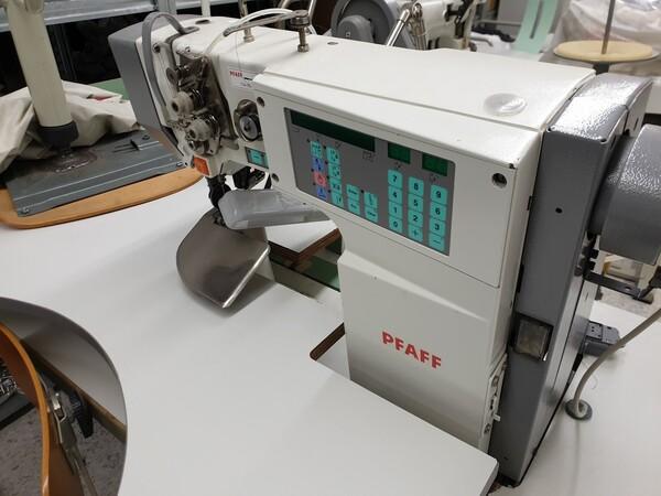 3#6164 Macchine da cucire e per le confezioni tessili in vendita - foto 27