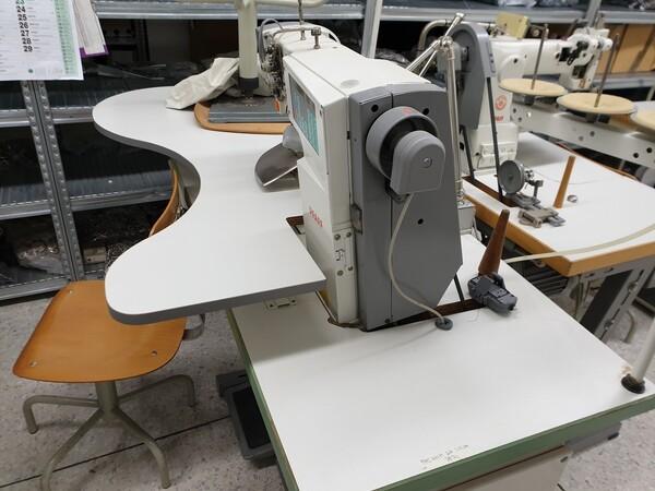 3#6164 Macchine da cucire e per le confezioni tessili in vendita - foto 28