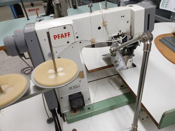 3#6164 Macchine da cucire e per le confezioni tessili in vendita - foto 29