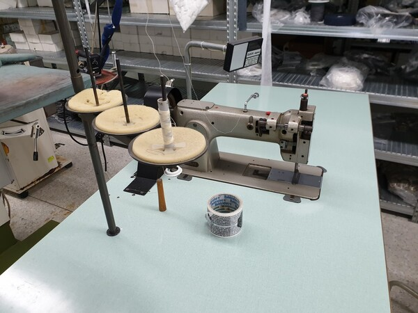 3#6164 Macchine da cucire e per le confezioni tessili in vendita - foto 30