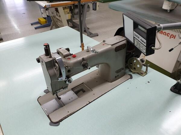 3#6164 Macchine da cucire e per le confezioni tessili in vendita - foto 31