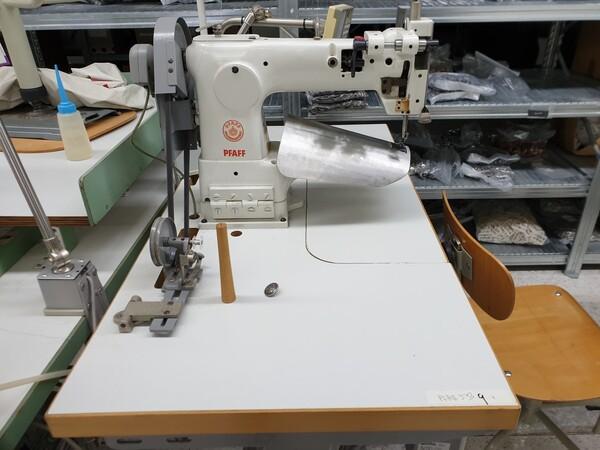 3#6164 Macchine da cucire e per le confezioni tessili in vendita - foto 32