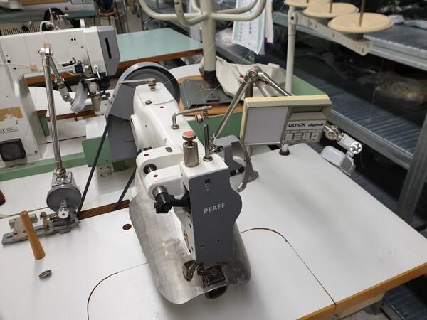 3#6164 Macchine da cucire e per le confezioni tessili in vendita - foto 33