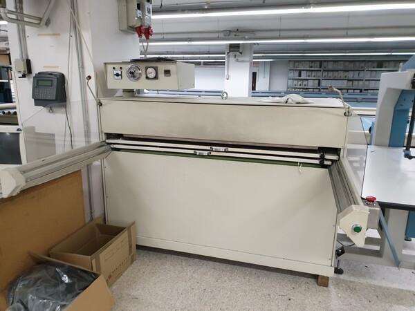 3#6164 Macchine da cucire e per le confezioni tessili in vendita - foto 45