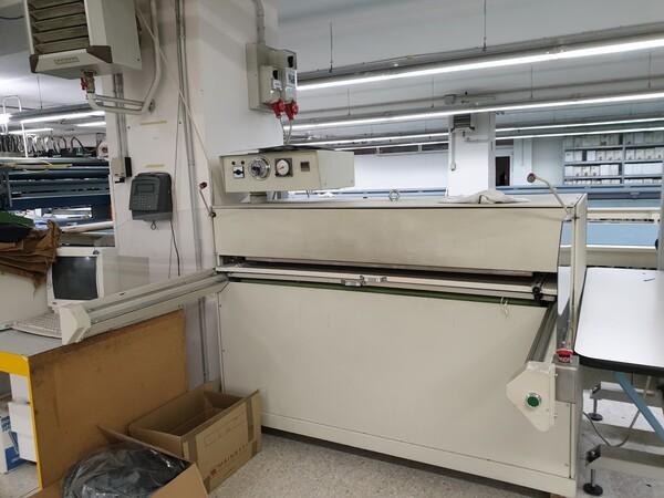 3#6164 Macchine da cucire e per le confezioni tessili in vendita - foto 49