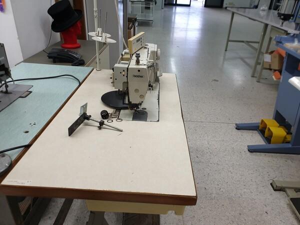 3#6164 Macchine da cucire e per le confezioni tessili in vendita - foto 62