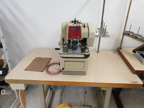 3#6164 Macchine da cucire e per le confezioni tessili in vendita - foto 64