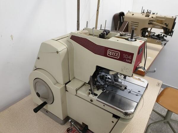 3#6164 Macchine da cucire e per le confezioni tessili in vendita - foto 65