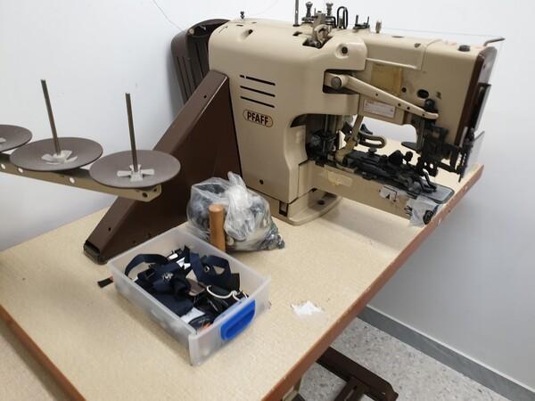 3#6164 Macchine da cucire e per le confezioni tessili in vendita - foto 66