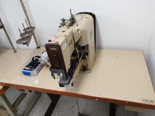 3#6164 Macchine da cucire e per le confezioni tessili in vendita - foto 68