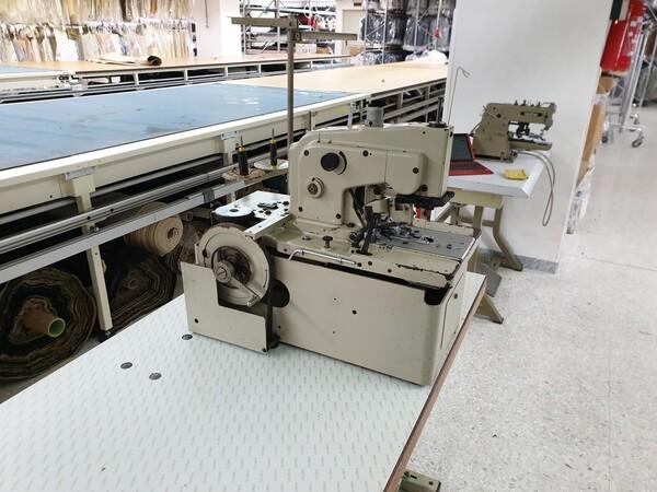 3#6164 Macchine da cucire e per le confezioni tessili in vendita - foto 71