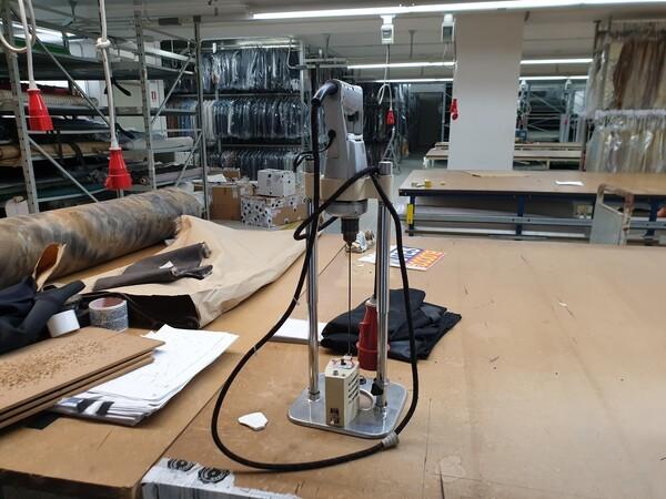 3#6164 Macchine da cucire e per le confezioni tessili in vendita - foto 81