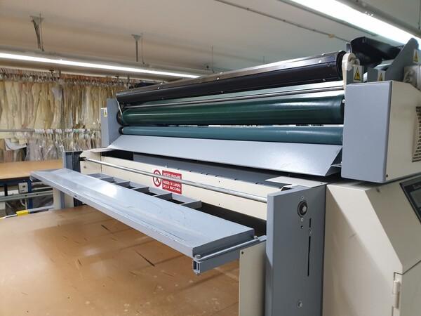 4#6164 Macchine stendi tessuti Ima con tavoli di stesura in vendita - foto 1