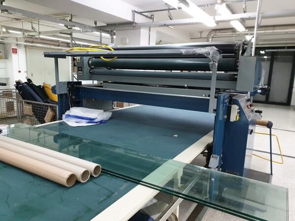 4#6164 Macchine stendi tessuti Ima con tavoli di stesura in vendita - foto 7