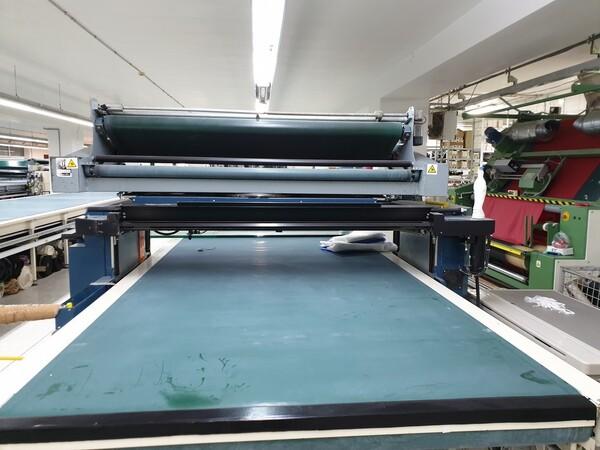 4#6164 Macchine stendi tessuti Ima con tavoli di stesura in vendita - foto 8