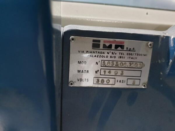 4#6164 Macchine stendi tessuti Ima con tavoli di stesura in vendita - foto 9