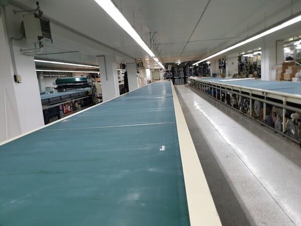 4#6164 Macchine stendi tessuti Ima con tavoli di stesura in vendita - foto 17