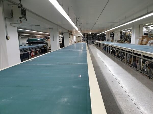 4#6164 Macchine stendi tessuti Ima con tavoli di stesura in vendita - foto 18