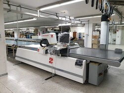 Investronica cutting machine - Lot 5 (Auction 6164)