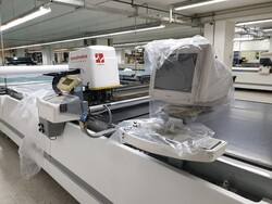 Investronica cutting machine - Lot 6 (Auction 6164)