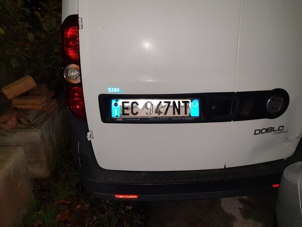 9#6164 Autocarro Fiat Doblò Cargo in vendita - foto 4