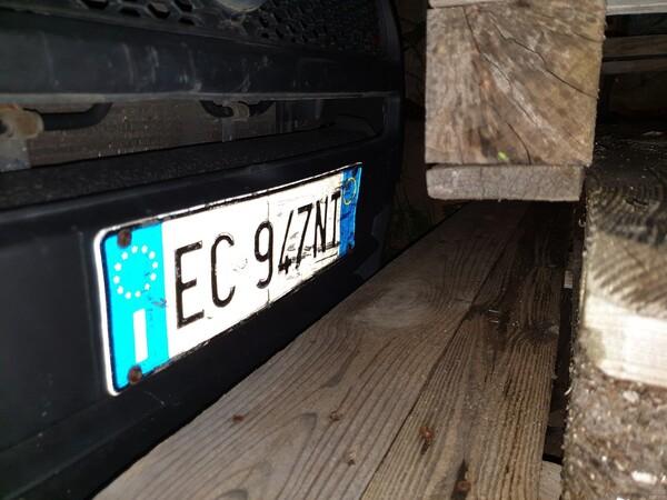 9#6164 Autocarro Fiat Doblò Cargo in vendita - foto 5