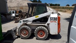 Bobcat S130 e Sgancio rapido Hitachi - Lotto 0 (Asta 6165)