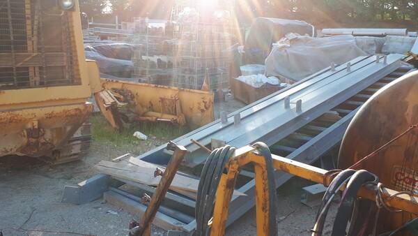 10#6165 Scala zincata in vendita - foto 3