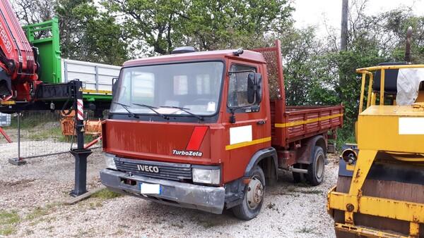 11#6165 Autocarro Fiat in vendita - foto 4