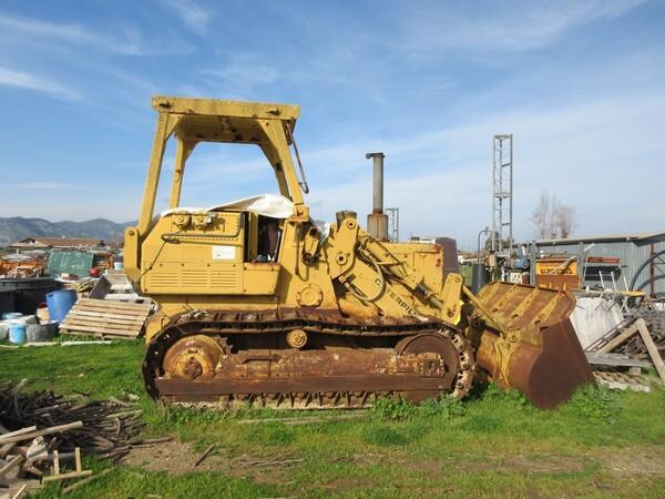 12#6166 Pala Meccanica Caterpillar in vendita - foto 1