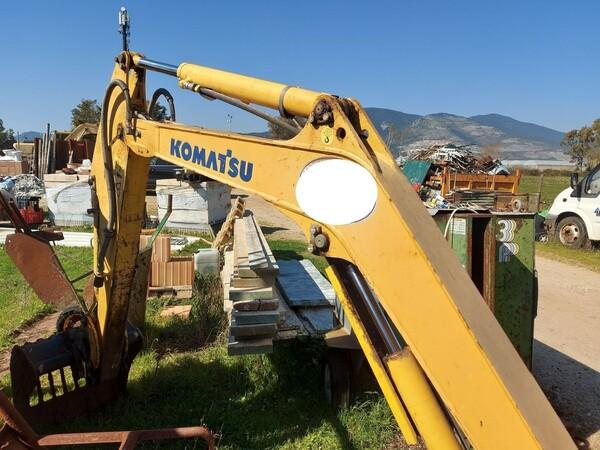 13#6166 Miniescavatore Komatsu PC16 in vendita - foto 7