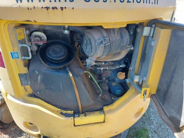 13#6166 Miniescavatore Komatsu PC16 in vendita - foto 8