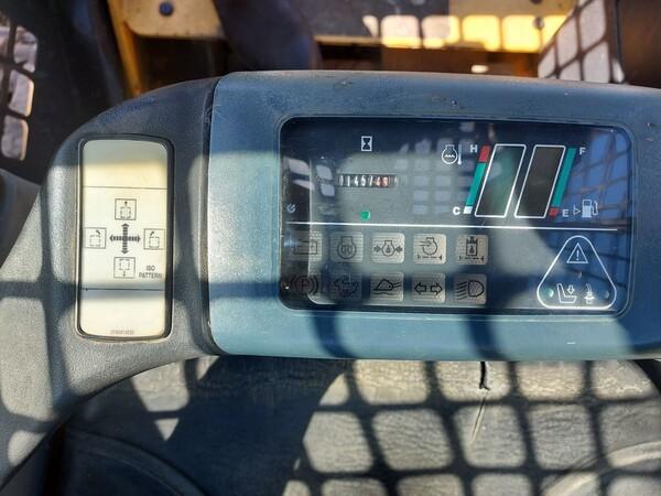 14#6166 Minipala Komatsu CK25 in vendita - foto 14
