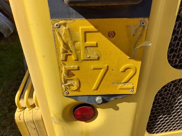 14#6166 Minipala Komatsu CK25 in vendita - foto 16
