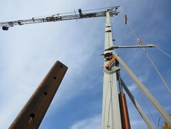 Gelco tower crane - Lot 15 (Auction 6166)