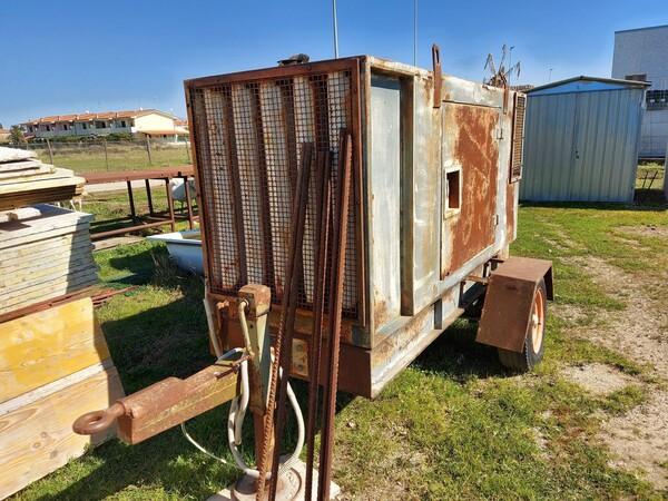 17#6166 Trapano Hilti e attrezzature edili in vendita - foto 2