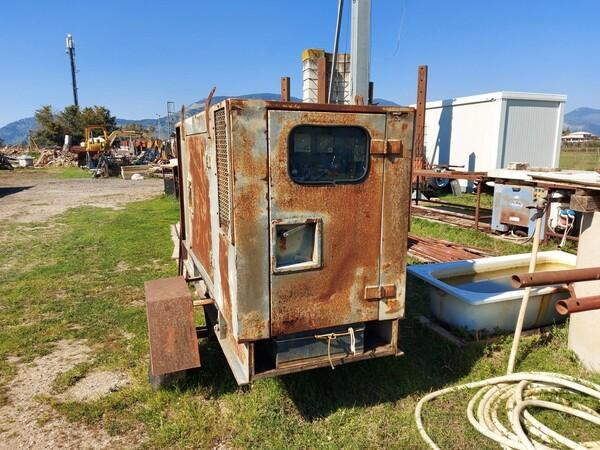 17#6166 Trapano Hilti e attrezzature edili in vendita - foto 4
