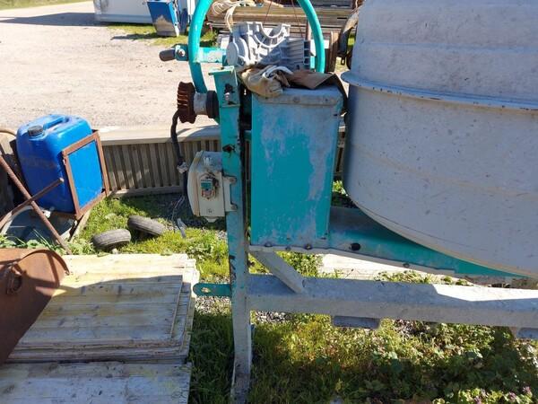 17#6166 Trapano Hilti e attrezzature edili in vendita - foto 27
