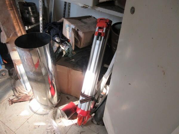 17#6166 Trapano Hilti e attrezzature edili in vendita - foto 43