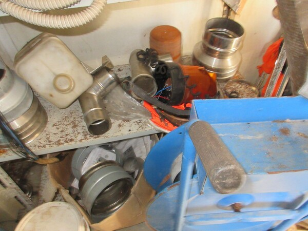 17#6166 Trapano Hilti e attrezzature edili in vendita - foto 47