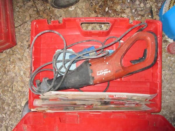 17#6166 Trapano Hilti e attrezzature edili in vendita - foto 69