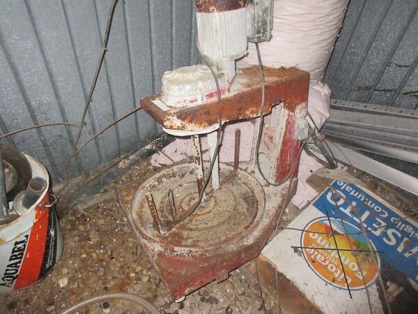 17#6166 Trapano Hilti e attrezzature edili in vendita - foto 76
